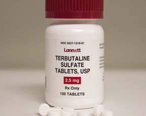 Thumb is terbutaline bad for you