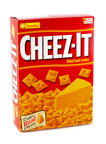 Big are cheez its bad for you