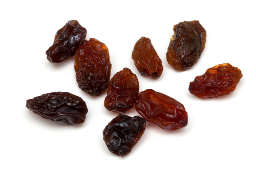 Big are raisins bad for you