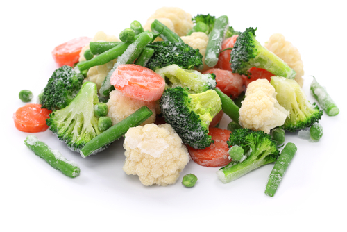 Big are frozen vegetables bad for you.