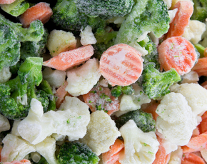Thumb are frozen vegetables bad for you