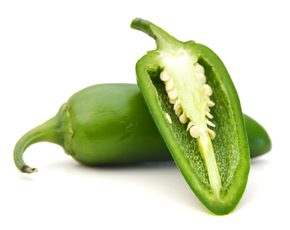 Thumb are jalapenos bad for you