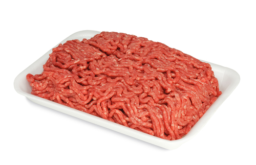 Big is ground beef bad for you
