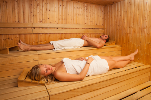 Big are saunas bad for you
