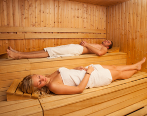 Thumb are saunas bad for you