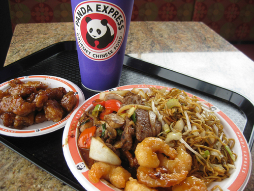 Big is panda express bad for you