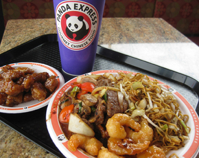 Thumb is panda express bad for you