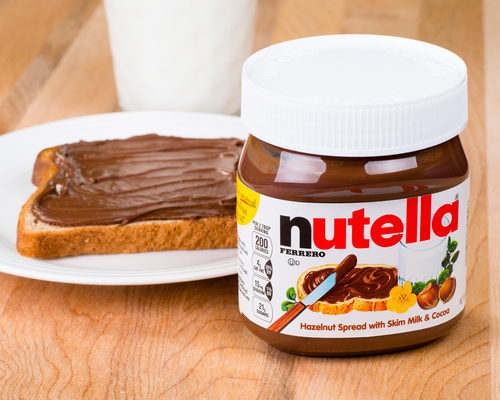 Big is nutella bad for you