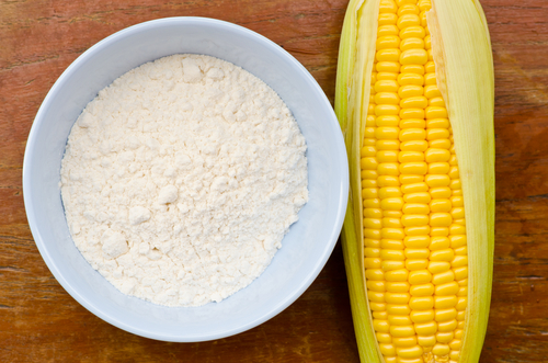 Big is corn starch bad for you