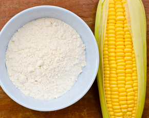 Thumb is corn starch bad for you