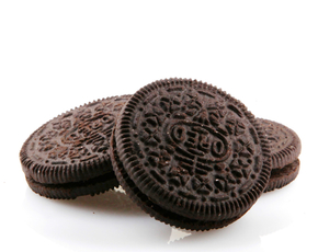Thumb are oreos bad for you