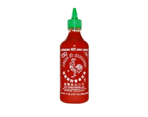 Thumb is sriracha bad for you