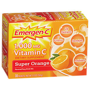 Big is emergen c bad for you
