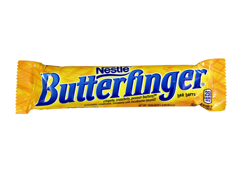 Big are butterfingers bad for you
