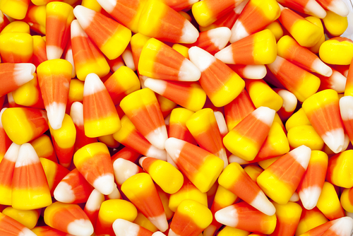 Big is candy corn bad for you