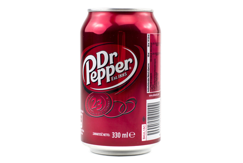 Big is dr pepper bad for you