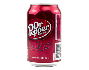 Thumb is dr pepper bad for you