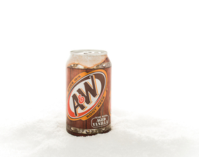 Thumb is root beer bad for you
