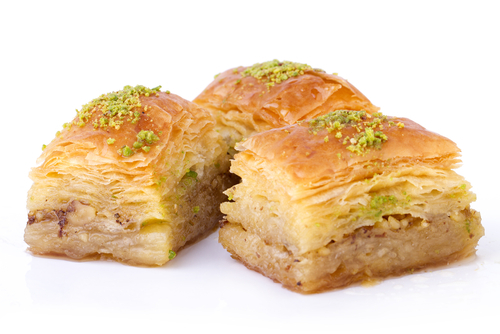 Big is baklava bad for you
