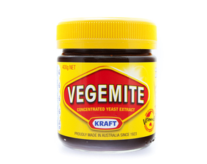 Thumb is vegemite bad for you