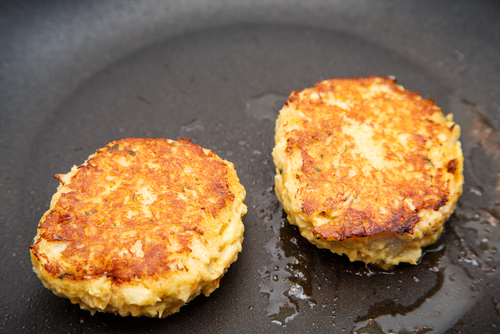 Big are crab cakes bad for you