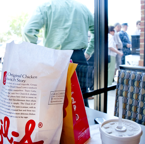 Big is chick fil a bad for you 2