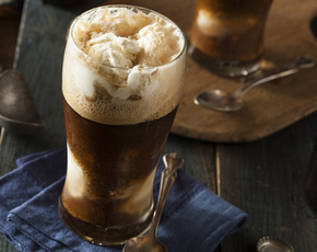 Thumb are root beer floats bad for you