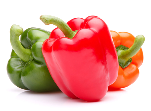 Big are bell peppers bad for you.