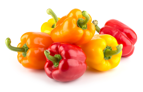 Big are bell peppers bad for you