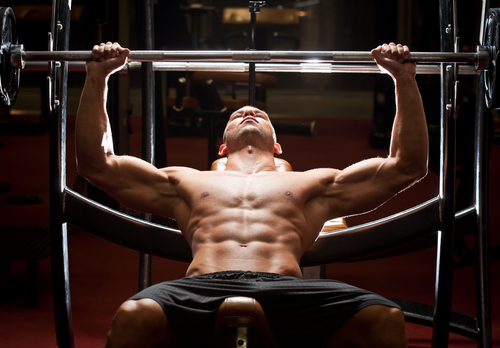 Big is benching bad for you