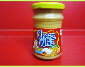 Thumb is cheez whiz bad for you