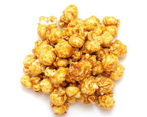 Thumb is caramel popcorn bad for you.