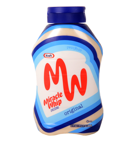 Big is miracle whip bad for you.