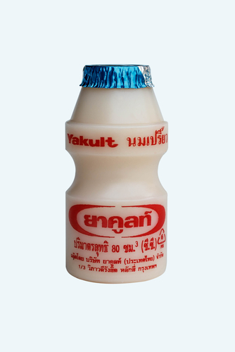 Big is yakult bad for you