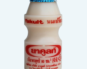Thumb is yakult bad for you