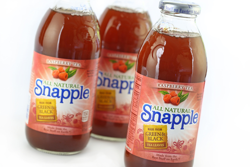 Big is snapple bad for you.