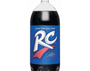 Thumb is rc cola bad for you