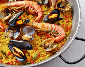Thumb is paella bad for you