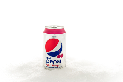 Big is diet wild cherry pepsi bad for you