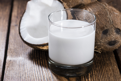 Big is coconut milk bad for you
