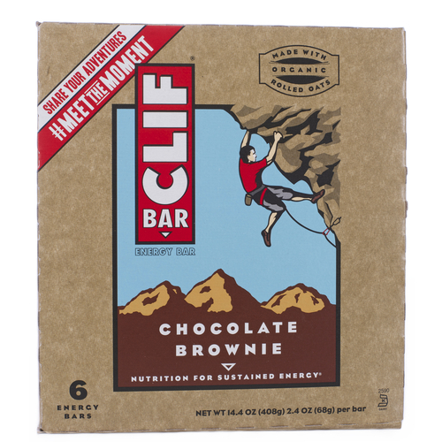 Big are clif bars bad for you