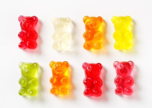 Big are gummy bears bad for you.