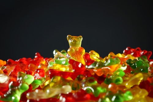 Big are gummy bears bad for you