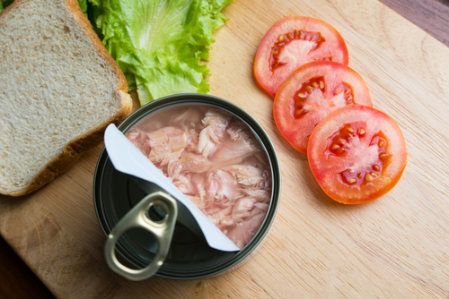 Big is canned tuna bad for you