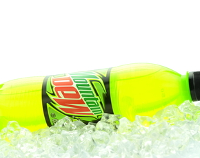 Thumb is mountain dew bad for you