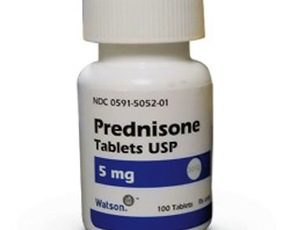 Thumb is prednisone bad for you