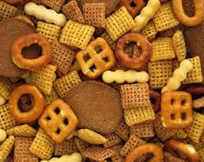 Thumb is chex mix bad for you
