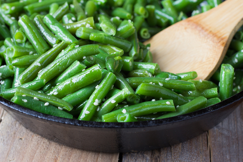 Big are green beans bad for you.