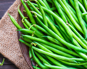 Thumb are green beans bad for you