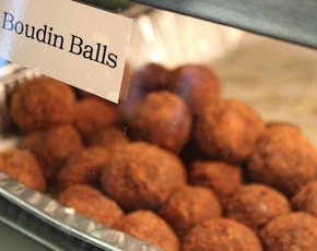 Thumb are boudin balls bad for you.